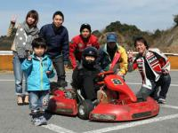「Team IRC Racing」のみなさん