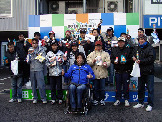 2011 Let's レン耐 第1戦幸田サーキット