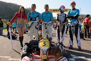 BIREL N35 Champion of Champions in Kota Circuit in Japan 2014<br>MRTS project