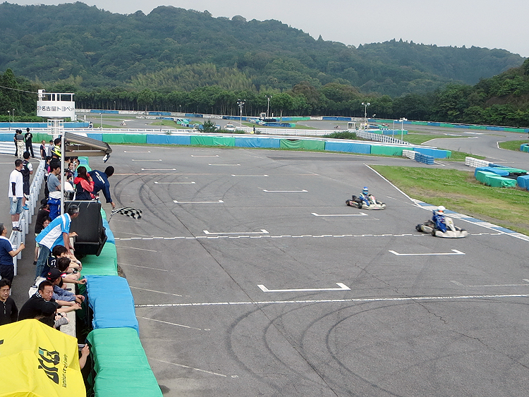 """SPARCO""Presents Enjoy Sport Kart Series 第3戦"